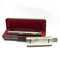 The Musical Combo learn-to-play-harmonica kit